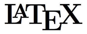 LaTeX のロゴ